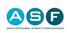 Architectural Street Furnishings part of WB White Foundry logo