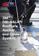 3M DBI-SALA RoofSafe Anchor and Cable Safety System