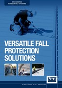 3M DBI-SALA Fall Protection Engineered Safety Systems