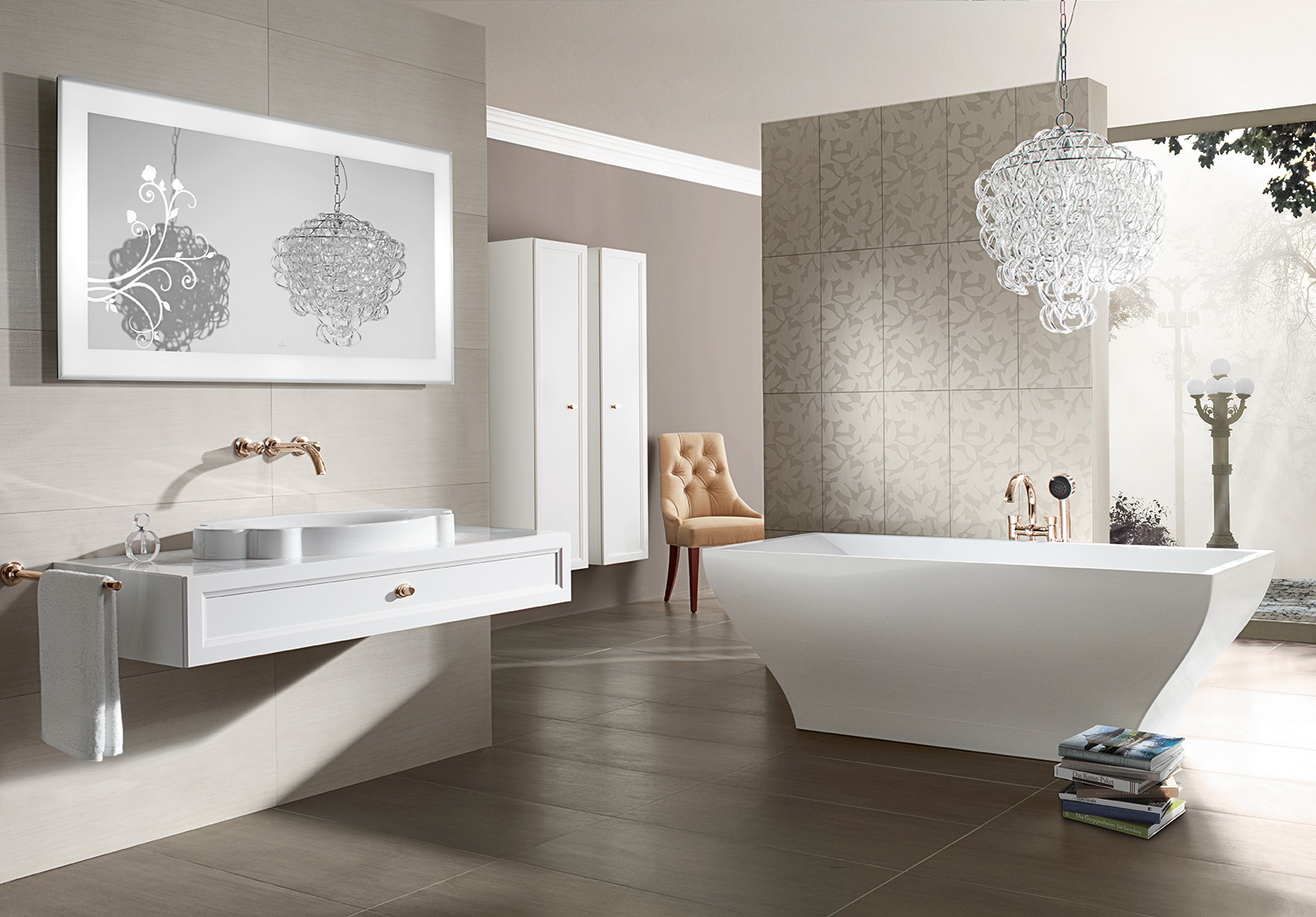 Villeroy and boch tiles for bathrooms