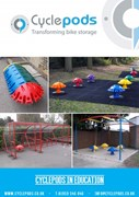 Cyclepods in Education Industry Brochure