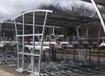Brighton Two Tier Shelter Double Sided