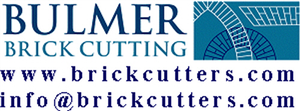 Bulmer Brick Cutting logo
