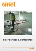 SMET Floor Screeds and Compounds
