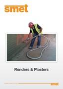 SMET Renders and Plasters