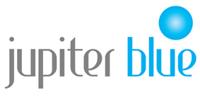 Jupiter Blue Ltd logo.