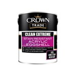 Clean Extreme Stain Resistant Acrylic Eggshell