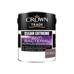 Crown Trade Clean Extreme Anti Bacterial Acrylic Eggshell