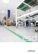 Polyflor ESD Brochure - Specialist Flooring for ESD Critical Locations