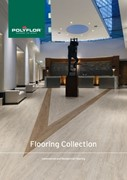Flooring Collection - categorised by product family: Homogeneous, Semi Flexible, Safety, Heterogeneous, Luxury Vinyl, Loose Lay, ESD, Wall Cladding, Sport, Rubber & Accessories