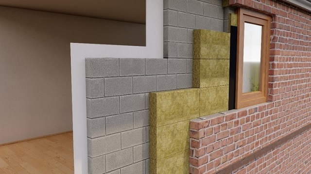 Rockwool Cavity Wall Batts