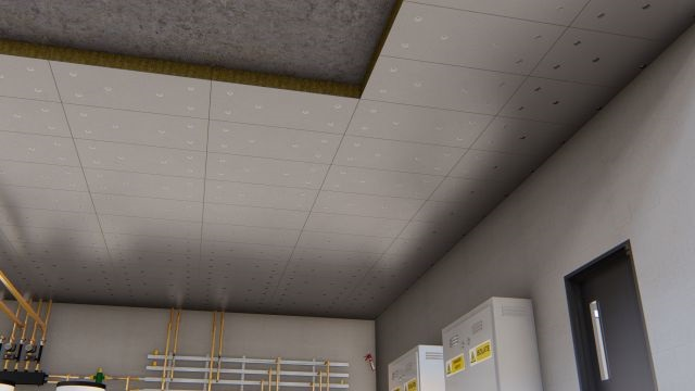 Rockwool Soffit Slab Rockwool Ltd