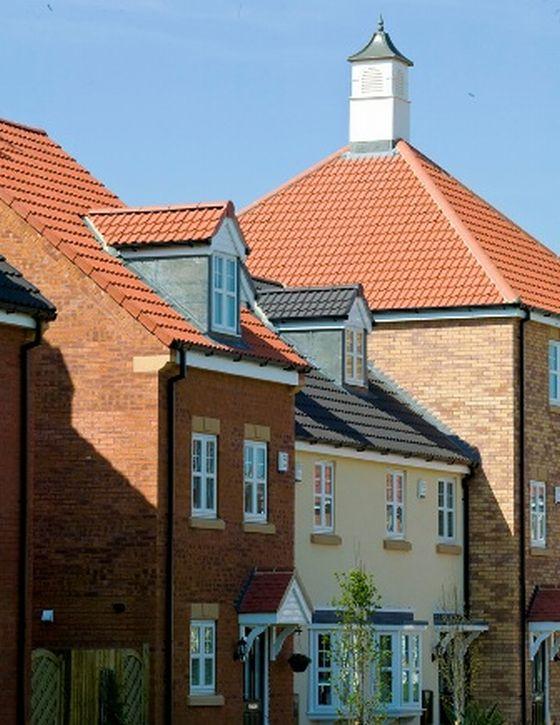 Double Pantile Tiles Sandtoft Roof Tiles