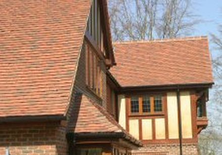 Goxhill handmade clay plain tiles