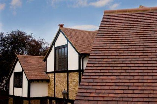 Village Clay Gas Vent Ridge Tile Sandtoft Roof Tiles