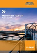 MasterSeal 7000 CR - Application Manual