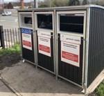 PBMTC Bin Storage Units