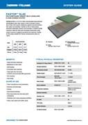 Resin flooring FasTop SL45 screed system