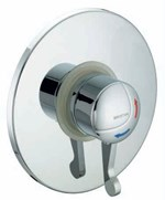 Thermostatic Concealed Shower Valve OP TS1503 CL C