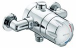 Thermostatic Exposed Shower Valve OP TS1503 EH C