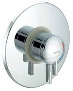 Thermostatic Dual Control Concealed Shower Valve STR TS1875 CDC C