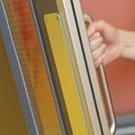 Aluminium Square Door Edge Guard