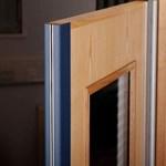 PVC-U Door Edge Guard