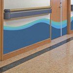 Anti-bacterial Impact Protection Sheet Design, Shapes, Graphics and Signage
