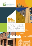 Clay Brick Slip Systems
