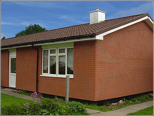 WBS Brick Effect Render - Wetherby Building Systems Ltd
