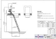 Vertical wall loft ladder - Elite Vertical
