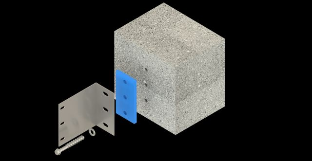 Structural Thermal Break Plate - Farrat TBL