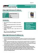IKOpro High Performance PU adhesive for Insulation Boards