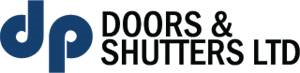 dp Doors & Shutters Ltd logo.
