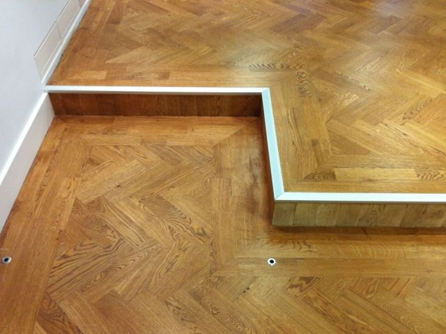 10 Mm Unfinished Solid Oak Parquet Blocks The Solid Wood Flooring