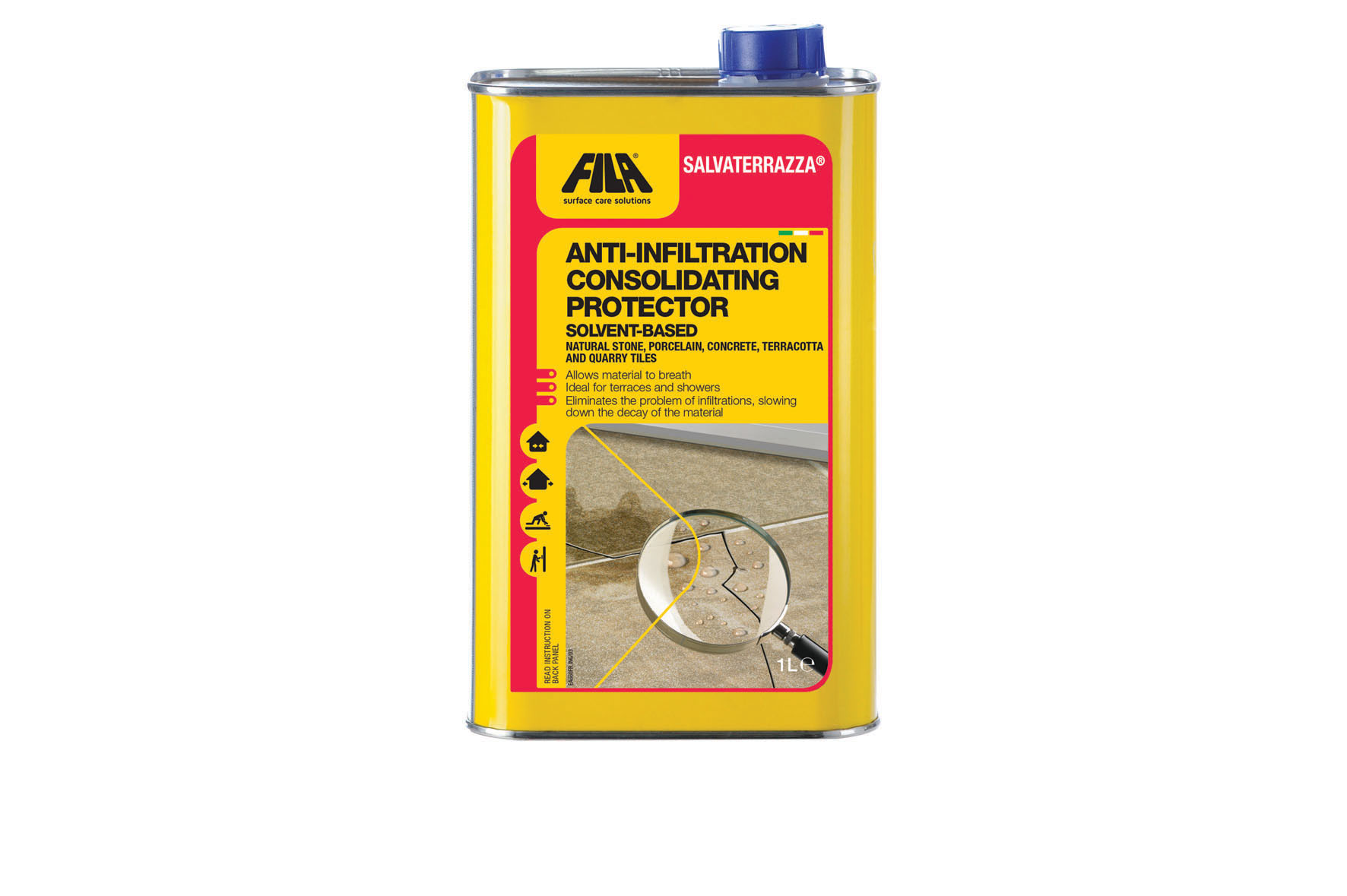 Fila Surface Care Products Limited Uk