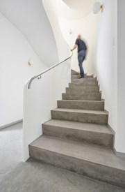 In-situ Concrete Staircase