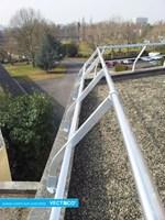 Select Access® Parapet Guardrail