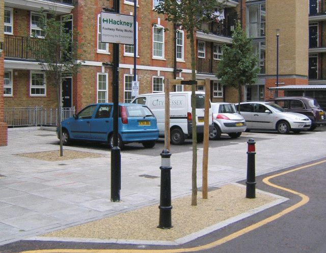 Addagrip Addastone (TP) Resin Bonded Surfacing for Tree Pits