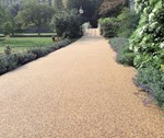 Terrabound Resin Bound Porous Decorative Surfacing