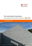 Airtec Thin Joint Construction Guide