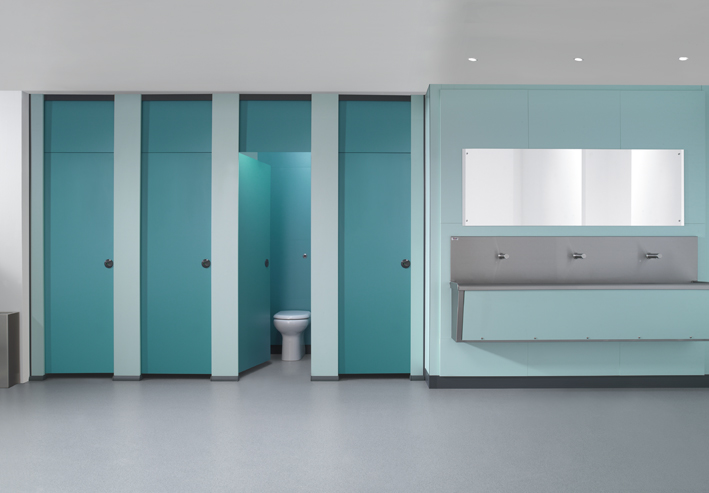 Bushboard Washroom Systems Ltd