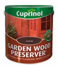 Exterior Wood Preserver Cuprinol Trade Brand Of Ici Paints Akzonobel