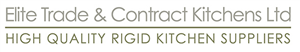 Elite Trade Kitchens Ltd logo.
