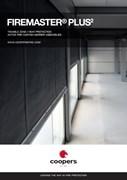 FireMaster® Plus² Active Fire Curtain Barrier