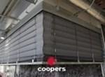 Coopers SmokeStop Concertina Closed - Rectangular
