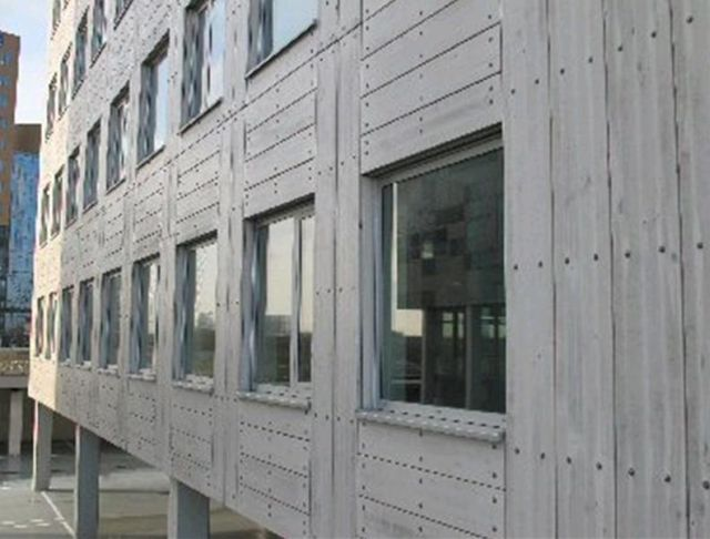 Accoya FSC Cladding