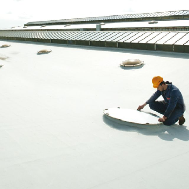 Raincoat Roof Coating