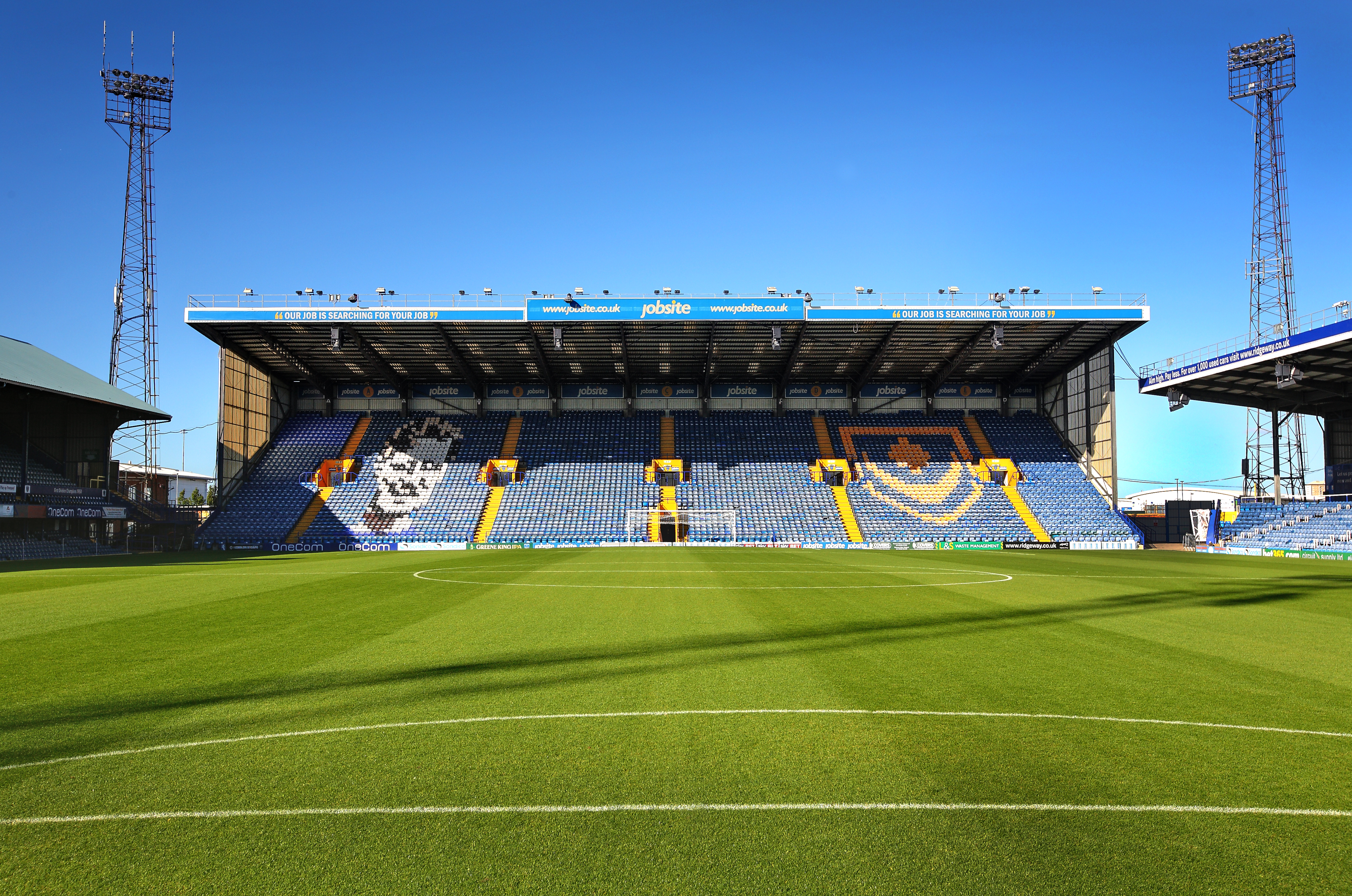 Portsmouth F C Stadium