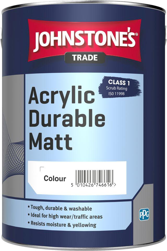 Acrylic Durable Matt (Ecological Solutions)